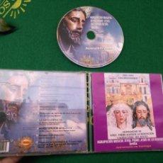 CDs de Música: CD SEMANA SANTA - SEVILLA AGRUPACION MUSICAL CRISTO DE LA REDENCION VIIGEN DEL ROCIO CINCUENTENARIO. Lote 133564082