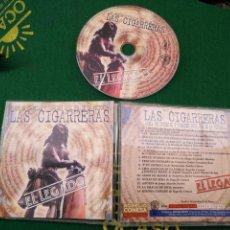 CDs de Música: CD SEMANA SANTA - BANDA DE CORNETAS Y TAMBORES VIRGEN D LA VICTORIA EL LEGADO LAS CIGARRERAS SEVILLA. Lote 133564234