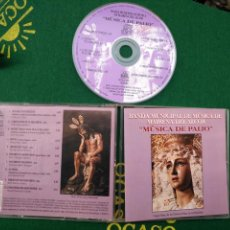 CDs de Música: CD SEMANA SANTA SEVILLA - BANDA MUNICIPAL MUSICA MAIRENA DEL ALCOR MUSICA DE PALIO VIRGEN DOLORES . Lote 133564422