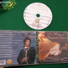 CDs de Música: CD SEMANA SANTA SEVILLA CORDOBA CIUDAD REAL POZOBLANCO - BANDAS - MUSICA BIENVENIDO PUELLES . Lote 133565362