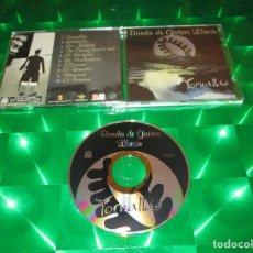 CDs de Música: BANDA DE GAITAS LLACIN ( TORNALLAS ) - CD - CDÑAZ 130 - LES MUÑERES - LA PANDERETERA .... Lote 133568690