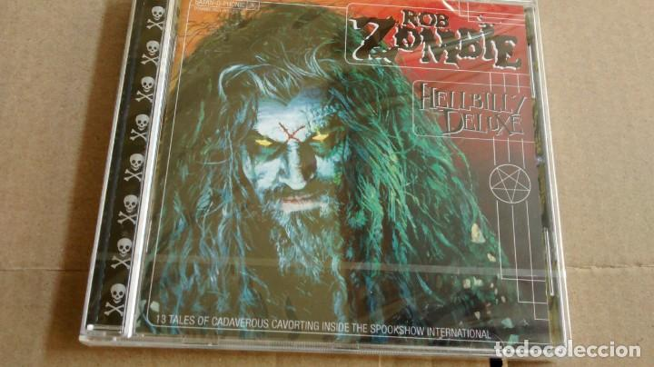 rob zombie hellbilly deluxe download