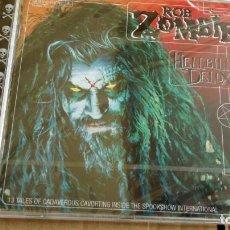 CDs de Música: (SIN ABRIR) ROB ZOMBIE - HELLBILLY DELUXE. Lote 133570082