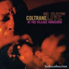 CDs de Música: COLTRANE LIVE AT THE VILLAGE VANGUARD - CD . Lote 133570502