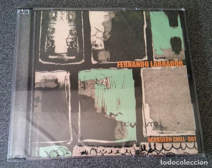 FERNANDO LABRADOR ACORDEON CHILL OUT (Música - CD's Otros Estilos)