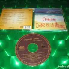 CDs de Música: ORQUESTA CASINO DE LA HABANA - CD - LM 82054 - MCPS - AQUELLOS OJOS VERDES - QUIEREME MUCHO .... Lote 133579822