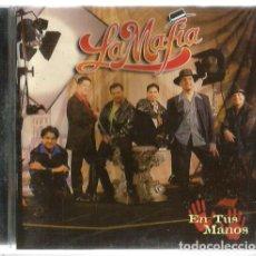 CDs de Música: CD LA MAFIA ( CUMBIA TEX MEX TEJANA) EN TUS MANOS . Lote 133590066