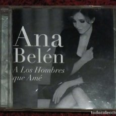 CDs de Música: ANA BELEN (A LOS HOMBRES QUE AME) CD 2011. Lote 133591906