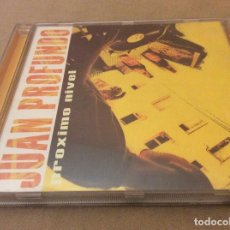 CDs de Música: JUAN PROFUNDO, PROXIMO NIVEL. 2002.. Lote 133594202