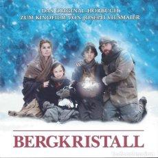 CDs de Música: BERGKRISTALL / CHRISTIAN HEYNE CD BSO. Lote 133594574