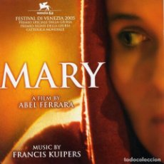 CDs de Música: MARY / FRANCIS KUIPERS CD BSO. Lote 133595578