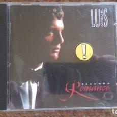 CDs de Música: LUIS MIGUEL , SEGUNDO ROMANCE , CD 1994 ESTADO IMPECABLE ENVIO ECONOMICO. Lote 133604470