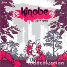 CDs de Música: KINOBE - WIDE OPEN (CD, ALBUM, COPY PROT.) LABEL:JIVE, BMG CAT#: 82876579422 . Lote 133625226