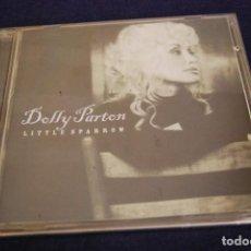 CDs de Música: DOLLY PARTON LITTLE SPARROW CD . Lote 133633250