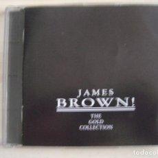 CDs de Música: JAMES BROWN - JAMES BROWN! THE GOLD COLLECTION - CD DOBLE 1998 RETRO. Lote 133639922