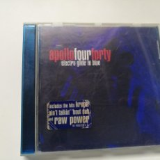 CDs de Música: APOLLO FOUR FORTY - ELECTRO GLIDE BLUE-1997. Lote 133649026