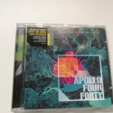 CDs de Música: APOLLO FOUR FORTY. GETTIN HIGH ON YOUR OWN SUPPLY. 1999.. Lote 133649242