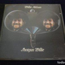 CDs de Música: WILLIE NELSON SHOTGUN WILLIE CD. Lote 133650902