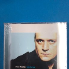CDs de Música: CD PRECINTADO - PACO MARTIN - SOY TU LUZ. Lote 133658190