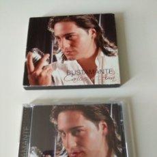 CDs de Música: DAVID BUSTAMANTE. CARICIAS AL ALMA. Lote 133661066