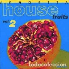 CDs de Música: VARIOUS - VENDETTA HOUSE FRUITS VOL. 2 (CD, MIXED + CD, COMP) LABEL:VENDETTA RECORDS CAT#: VENCDA84. Lote 133663750
