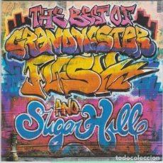 CDs de Música: VARIOUS ?– THE BEST OF GRANDMASTER FLASH AND SUGAR HILL - DOBLE CD. Lote 133673574
