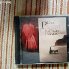 CDs de Música: MICHAEL NYMAN CD THE PIANO. Lote 133381098