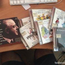 CDs de Música: JACINTO GUERRERO HOMENAJE CENTENARIO. CAJA 6 CD (CDI19). Lote 133677446