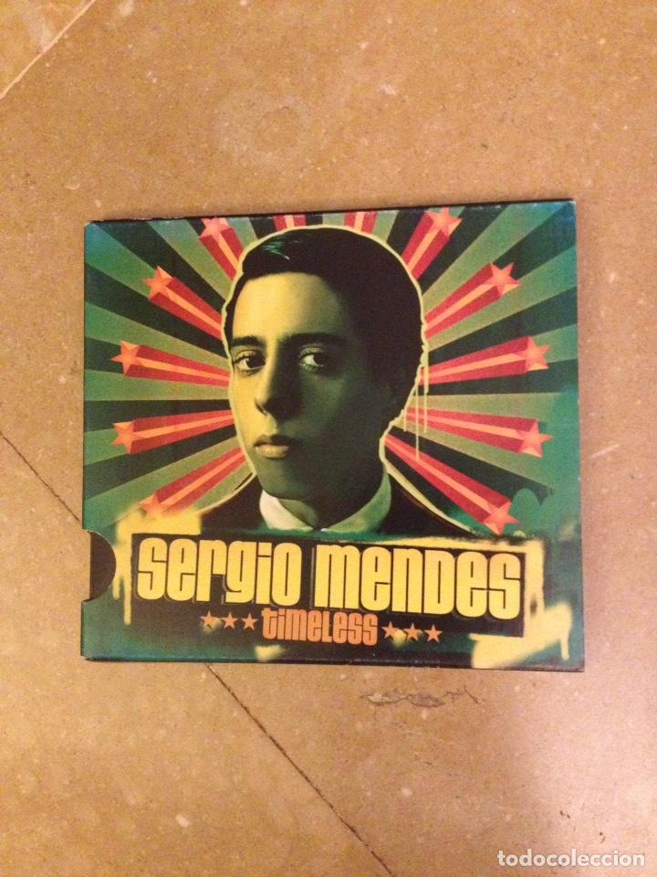 SERGIO MENDES. TIMELESS (Música - CD's Latina)