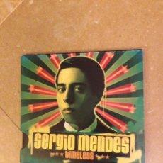 CDs de Música: SERGIO MENDES. TIMELESS. Lote 133678801