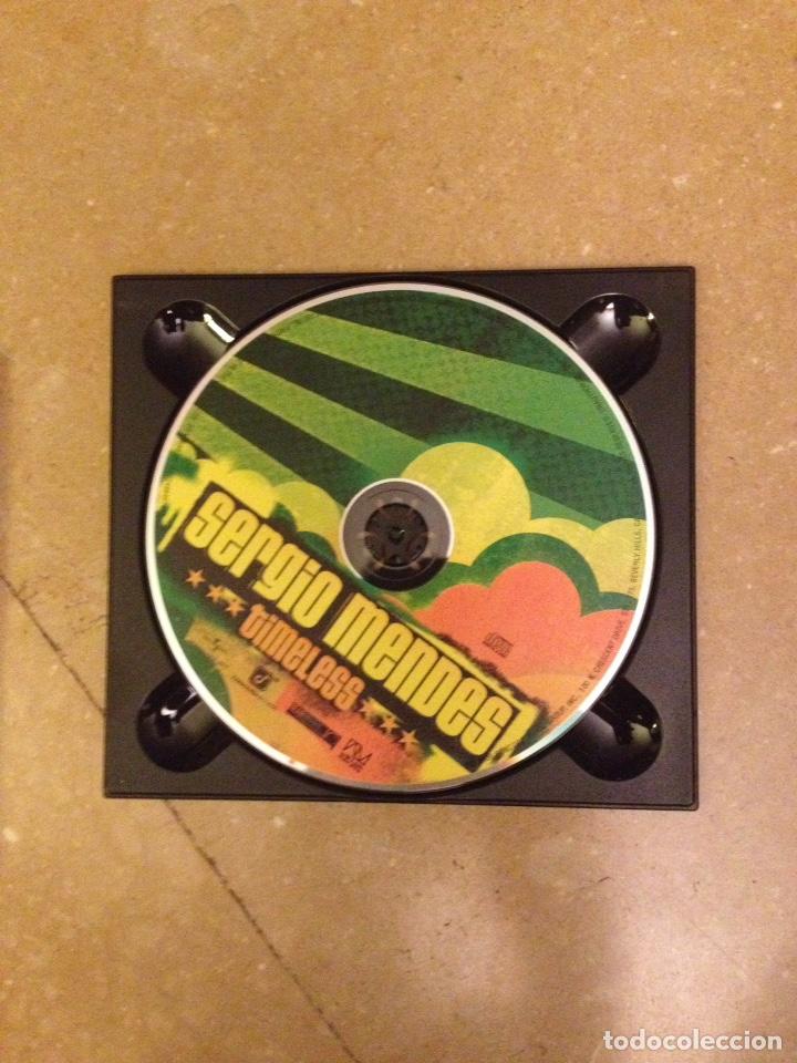 CDs de Música: Sergio Mendes. Timeless - Foto 2 - 133678801