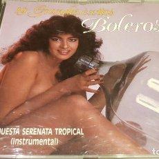 CDs de Música: ORQUESTA SERENATA TROPICAL / GRANDES ÉXITOS DE BOLEROS / CD - KUBANEY / 19 TEMAS / CALIDAD LUJO.. Lote 133691958