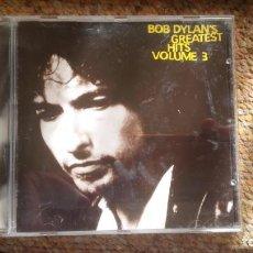 CDs de Música: BOB DYLAN , GREATEST HITS VOLUME 3 , CD 1994 PERFECTO ESTADO. Lote 133702846