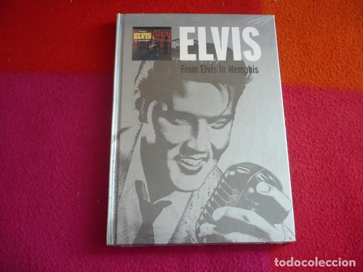 FROM ELVIS IN MEMPHIS ¡PRECINTADO! LIBRO CD 12 CANCIONES ROCK RBA (Música - CD's Rock)