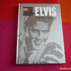 CDs de Música: FROM ELVIS IN MEMPHIS ¡PRECINTADO! LIBRO CD 12 CANCIONES ROCK RBA. Lote 133711558