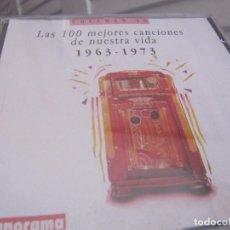 CDs de Música: CD. LAS 100 MEJORES CANCIONES DE NUESTRA VIDA 1963-1973-VOLUMEN 10. Lote 133715850
