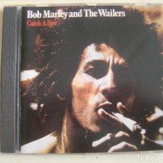CDs de Música: BOB MARLEY & THE WAILERS - CATCH A FIRE - TUFF GONG. Lote 133722406
