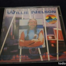 CDs de Música: WILLIE NELSON ON THE ROAD AGAIN CD. Lote 133735190