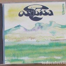 CDs de Música: OSIBISA - UHURU (CD) 10 TEMAS. Lote 133737226