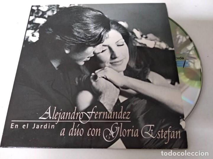 cd single - alejandro fernandez y gloria estefa - Buy CD\'s of Pop ...