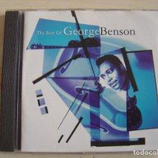 CDs de Música: GEORGE BENSON - THE BEST OF GEORGE BENSON - WARNER BROS. RECORDS. Lote 133739954