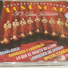 CDs de Música: LOS OSCAR / VOL 1 / CD - PERFIL / 16 TEMAS / MUY BUENA CALIDAD.. Lote 133743874
