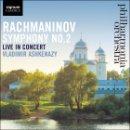 CDs de Música: RACHMANINOV - SINFONIA NO.2 (CD) PHILARMONIA ORCHESTRA, VLADIMIR ASHKENAZY. Lote 133747198