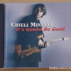 CDs de Música: CHIELI MINUCCI - IT'S GONNA BE GOOD (CD) 1998 - 13 TEMAS - USA. Lote 133750542