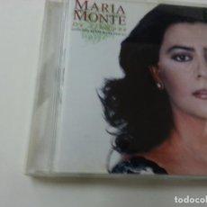 CDs de Música: MARÍA DEL MONTE- SEVILLANAS DE SIEMPRE VOL.1-CD-N 6. Lote 237748000