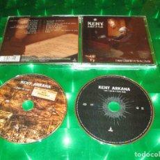 CDs de Música: KENY ARKANA ( ENTRE CIMENT ET BELLE ETOILLE ) - CD + DVD - BEC5772193 - JE ME BARRE .... Lote 133756042