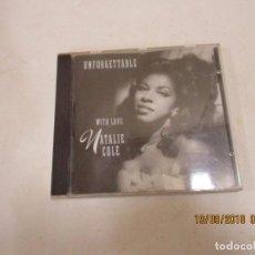CDs de Música: NATALIE COLE CD. Lote 133757126