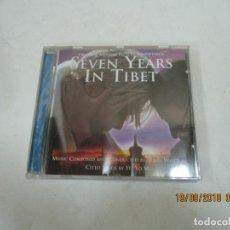 CDs de Música: SEVEN YEARS TIBET. Lote 133757934