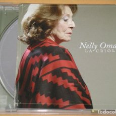 CDs de Música: NELLY OMAR, LA CRIOLLA, CD, ERCOM. Lote 133761166