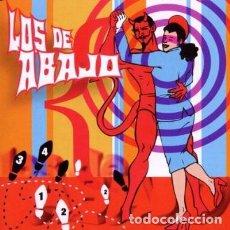 CDs de Música: LOS DE ABAJO – LOS DE ABAJO (EU, 2000). Lote 133766054